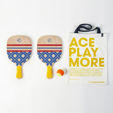 Rookie Ultramarine Beach Paddles