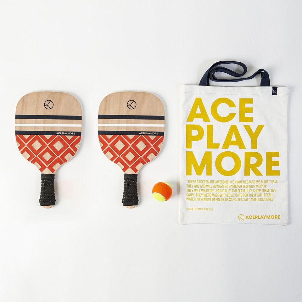 Rookie Coral Beach Paddles