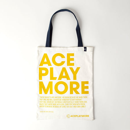 ACEPLAYMORE Tote Bag - Mango Yellow