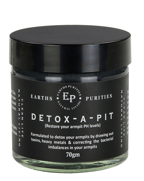 Earths Purities Detox-A-Pit