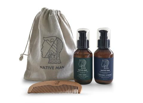 NATIVE MAN The Complete Duo Gift Pack