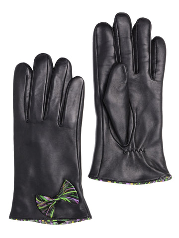 Paula Women's Luxurious Leather Gloves