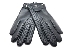 STEFANO MENS LAMB NAPPA LEATHER GLOVES