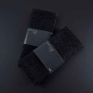 All Black Exfoliating Wash Cloth