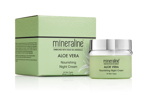 Aloe Vera Nourishing Night Cream