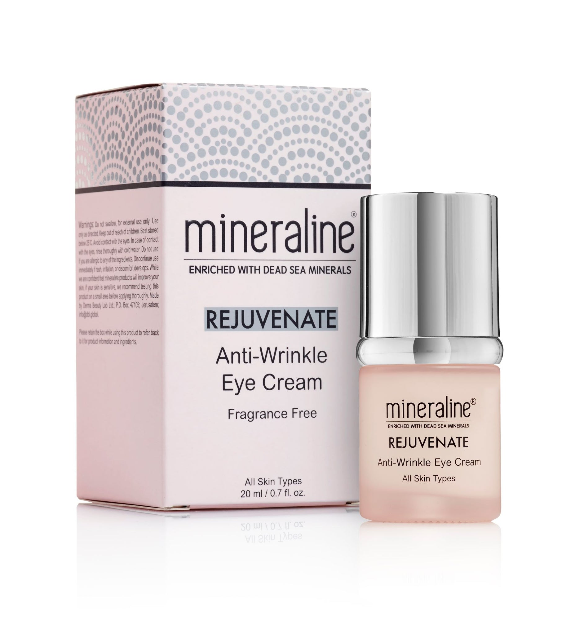 Rejuvenate - Anti-Wrinkle Eye Cream