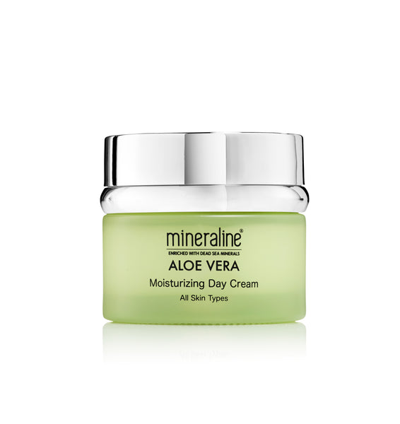 Aloe Vera Moisturizing Day Cream
