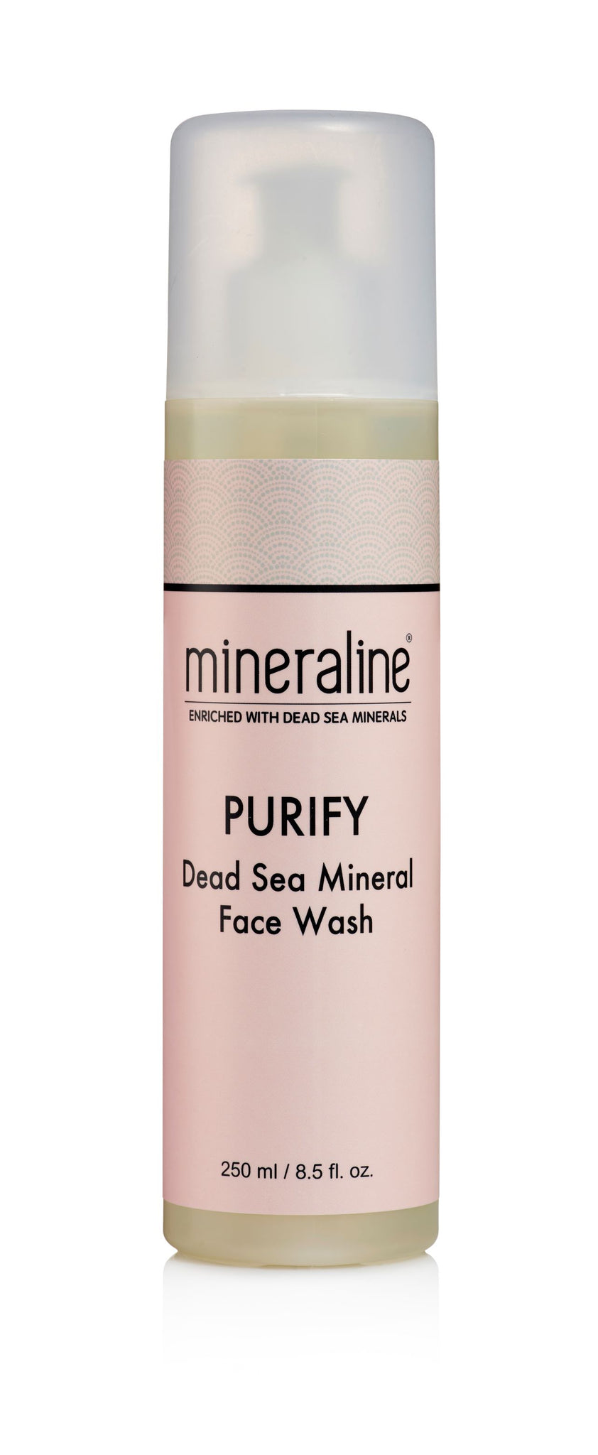 mineraline Dead Sea Mineral Face Wash