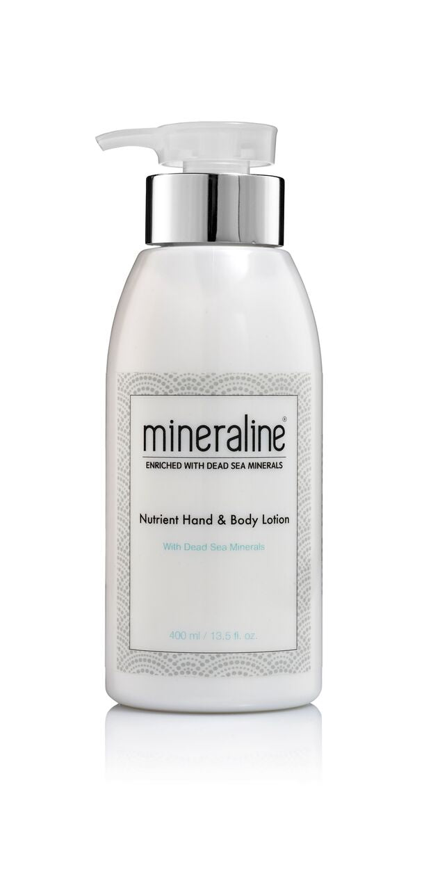 mineraline Nutrient Hand & Body Lotion