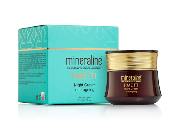 Time It! Anti-Aging Night Cream
