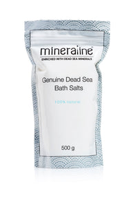 mineraline Genuine Dead Sea Bath Salts (0.5 kg)