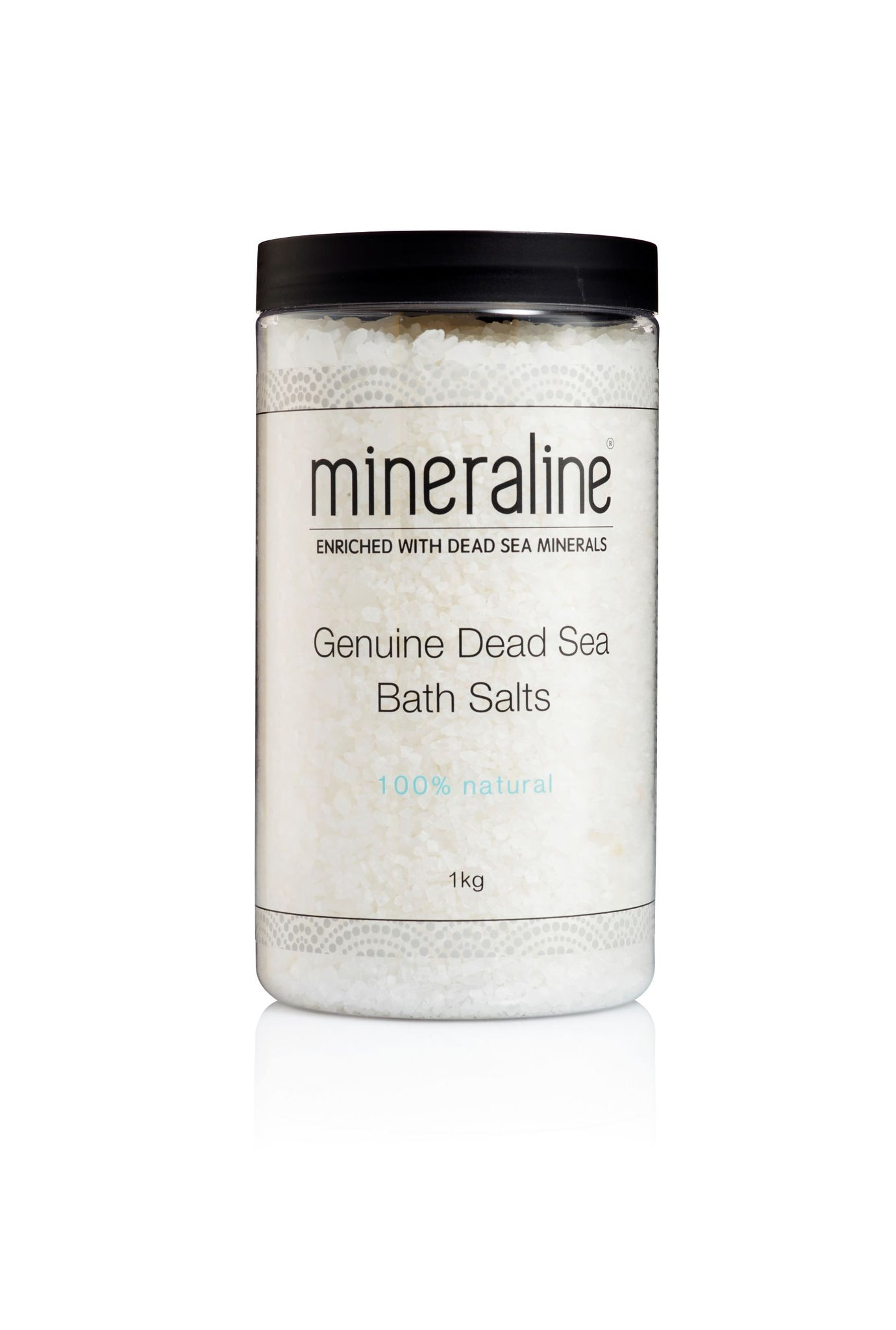 mineraline Genuine Dead Sea Bath Salts (1 kg)