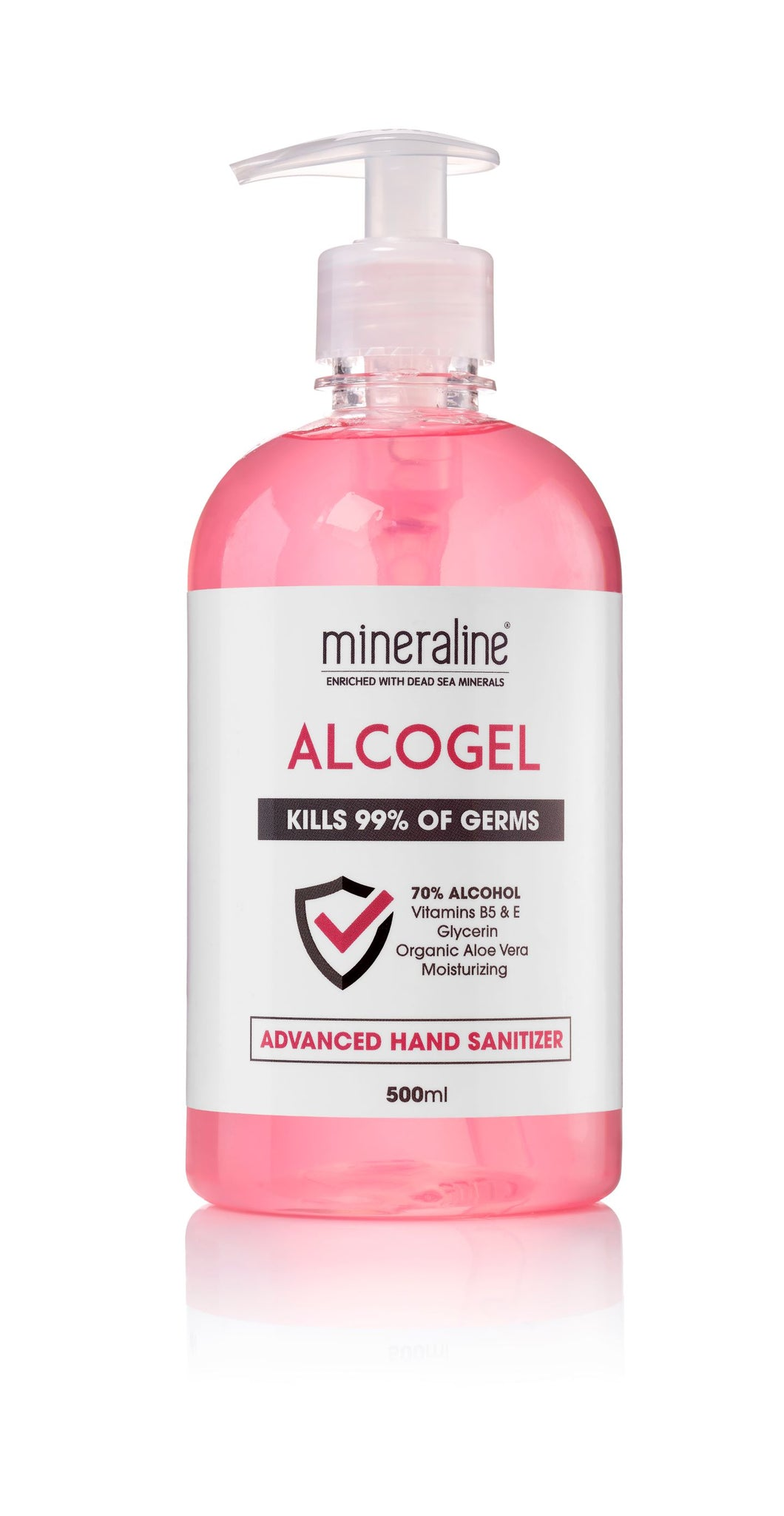 ALCOGEL Hand Sanitizer