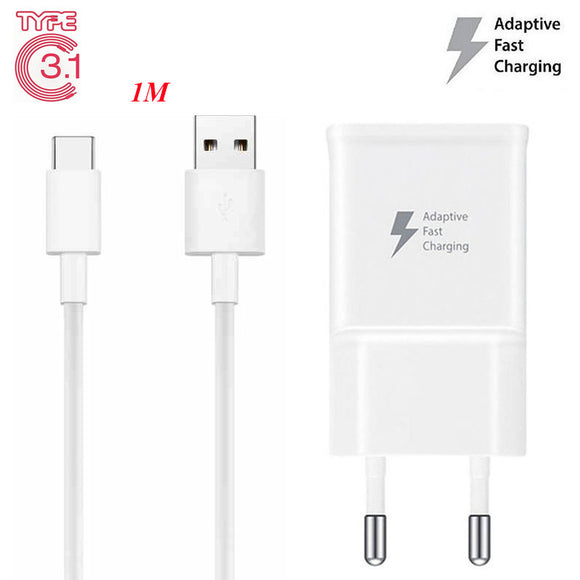 5V/2A USB Type C EU Fast Charger Adapter Charging Cable For Samsung Galaxy S8/Plus A3/A5/A7 2017 Nubia Z17 Phone Charger USB-C