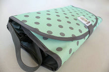 Diaper Clutch Changing Station for our little toddlers!