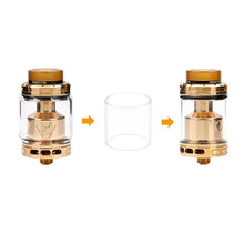 Original Advken MANTA RTA Tank 5ml Capacity Top Filling 810 Drip Tip manta atomizer - ΧΩΡΙΣ ΕΞΟΔΑ ΑΠΟΣΤΟΛΗΣ