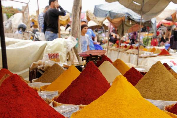 In Search of the Best Spices for Curries