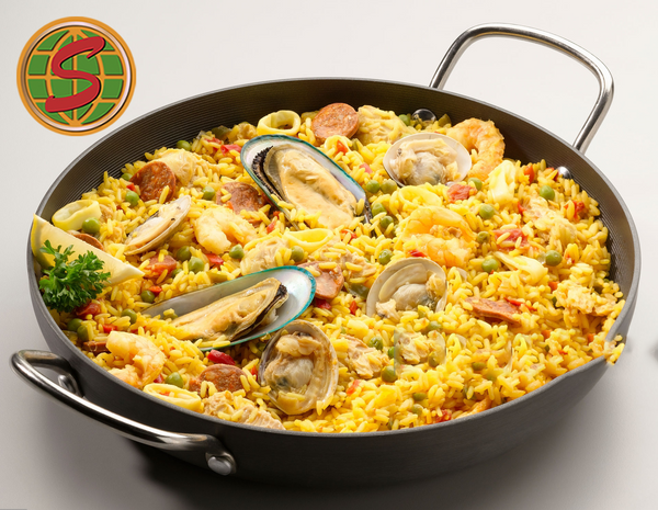 Spice World Secrets - Paella (Spanish Rice