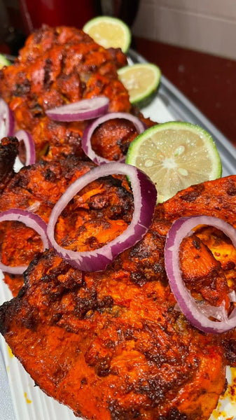 Spice World Secrets - Tandoori Chicken