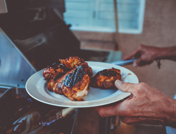 Grilled Portuguese Chicken