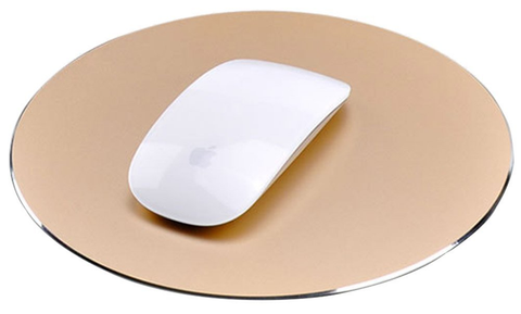 Gold Plated Mouse Pad