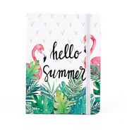 Notebook Journal: Flamingo
