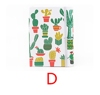 Notebook Journal: Cactus