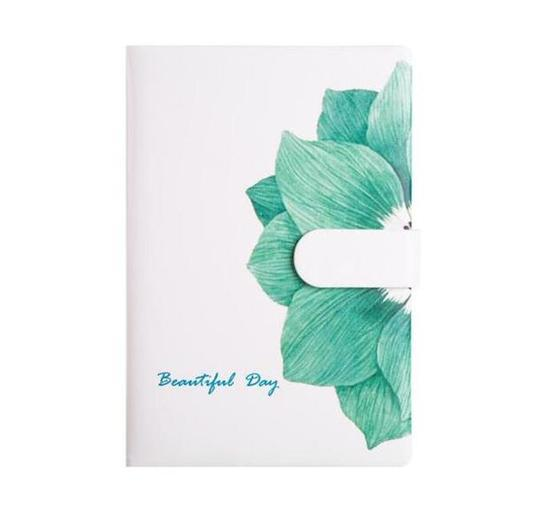 A5 Notebook: Painting Flower