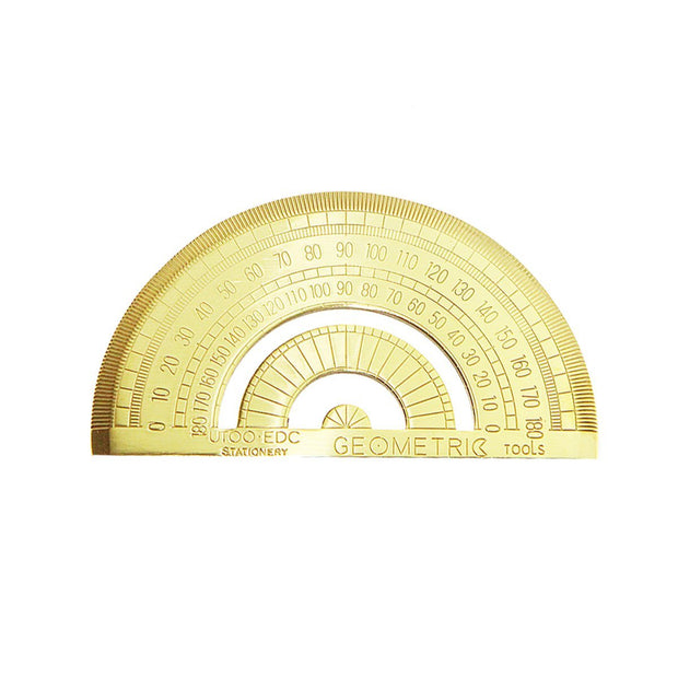 Stainless Steel Ruler Set
