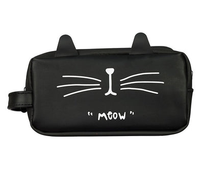 Pencil Case Cat: Black Cat