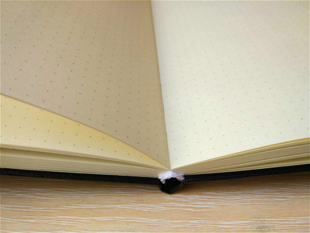 Hardcover Dot Grid Notebook