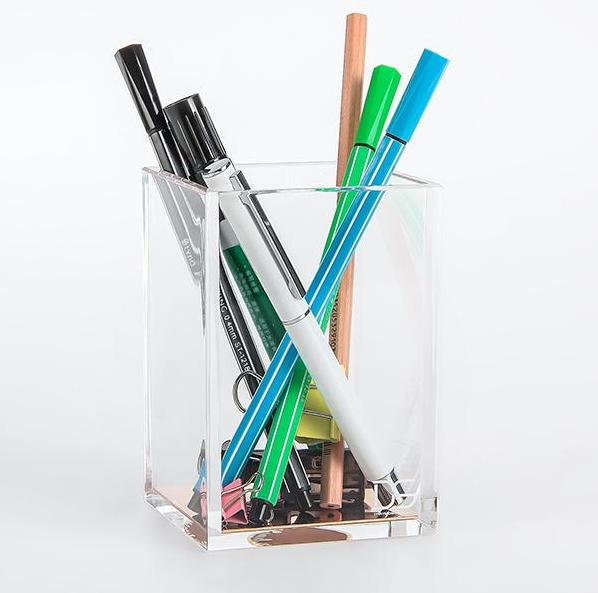 Acrylic Pencil and Pen Holder