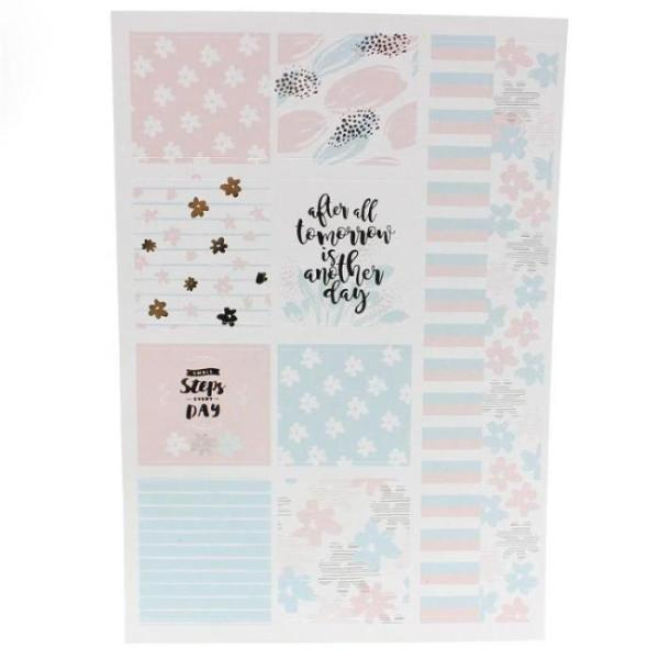 Planner Stickers: Happy Time