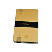 Classic Notebook Journal: Yellow A5