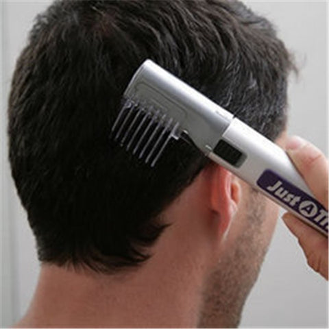 Portable Electric Hair Clipper / Electric Beard Trimmer