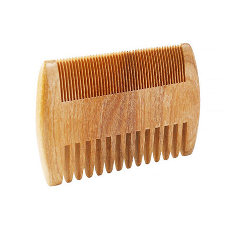 Wooden Beard Comb | Mountain Beards