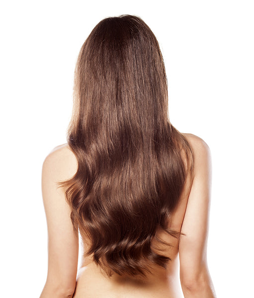 Brown Silky Human Hair