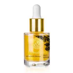 Organique - Eternal Gold bőrfiatalító arcszérum 24K arannyal (30 ml)