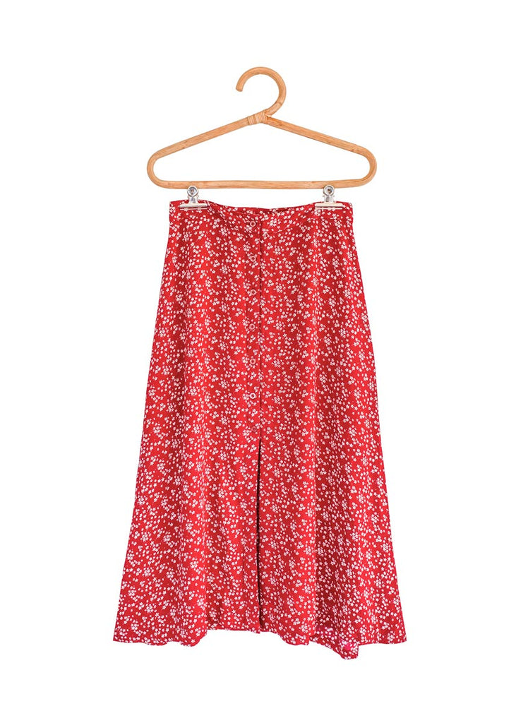 THE LA SPEZIA SKIRT in Fiore
