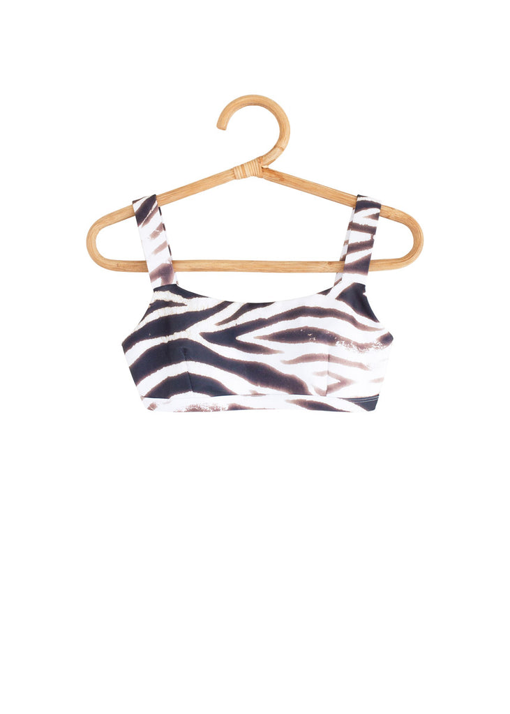 THE JANE TOP in Animal