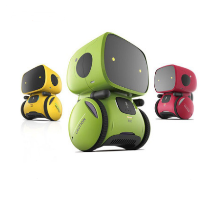 Children Voice Recognition Robot Intelligent Interactive Early Education Robot