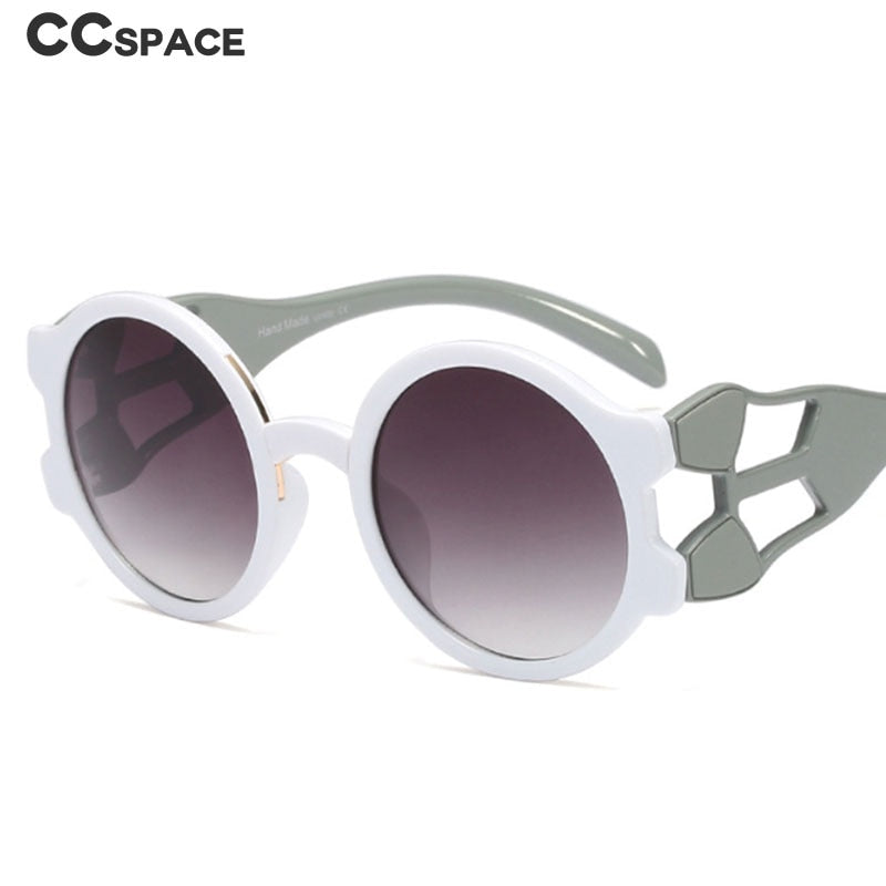 Retro Round Steampunk Sunglasses Men Women Shades UV400 Vintage Glasses - Pop Up Life
