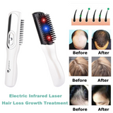 Laser Massager Hair Comb - Hair Growth Care Treatment - Pop Up Life