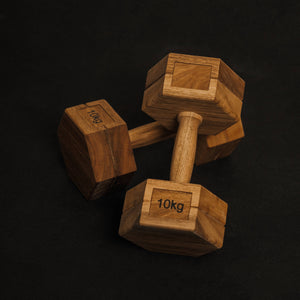 Classic Range - 10kg Dumbbells - Pop Up Life
