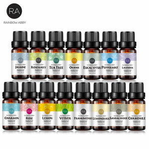 100% Pure Essential Oils Kit Set - Pop Up Life
