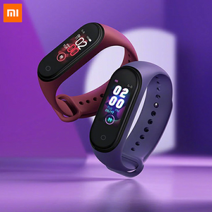 Original Xiaomi Mi Band 4 Smart Bracelet 3 Color AMOLED Screen Smart band Fitness Traker Bluetooth Sport Waterproof Smart Band - Pop Up Life
