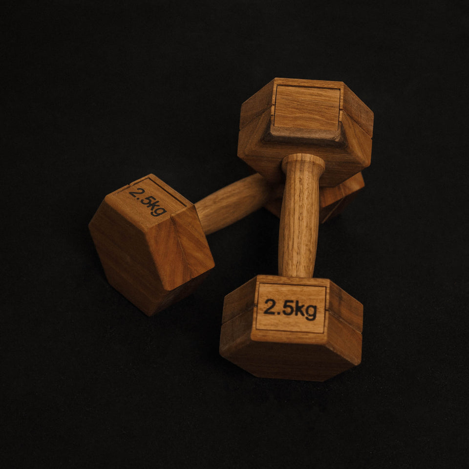 Classic Range - 2.5kg Dumbbells - Pop Up Life