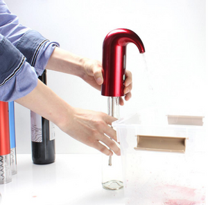 Portable Electric Wine Pourer Smart Wine Decanter Automatic Red Wine Pourer - Pop Up Life