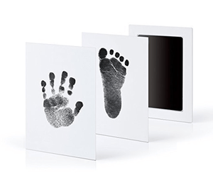 Baby Care Non-Toxic Baby Handprint Footprint Imprint Kit Baby Souvenirs Casting Newborn Footprint Ink Pad Infant Clay Toy Gifts - Pop Up Life