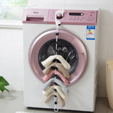 Home Socks Hanging Rope Creative Multi-function Washing Clothes Basket Net - Pop Up Life